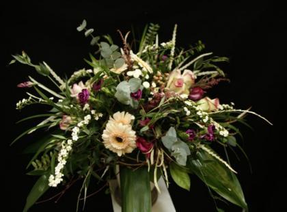Kompozycje kwiatowe dla rodziców