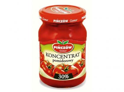 Koncentrat pomidorowy Gomar Pińczów