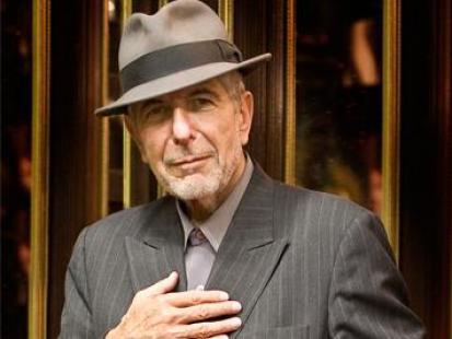 Koncert Leonarda Cohena w Polsce
