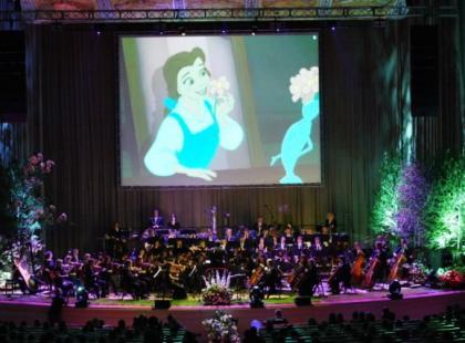 """Koncert """"Magiczna Muzyka"""" Disneya - 15 grudnia w Warszawie!"""