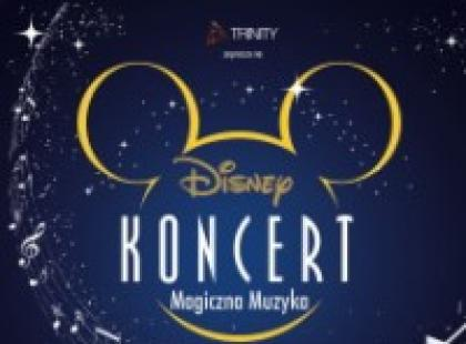 """Koncert """"Magiczna Muzyka"""" Disneya 15 maja w Poznaniu!"""