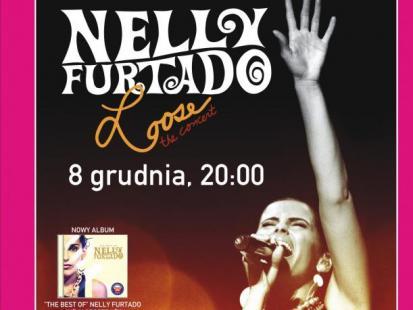 Koncert Nelly Furtado na wielkim ekranie