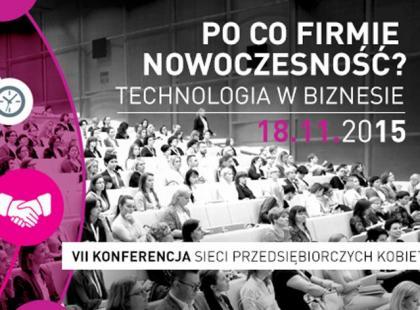 Konferencja dla przedsiębiorczych kobiet!