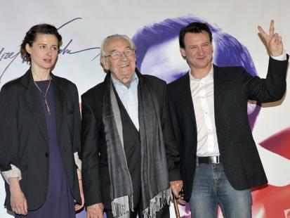 """Konferencja prasowa filmu """"Wałęsa"""" w Gdańsku"""