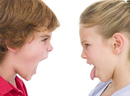 Konfliktowe rodzeństwo