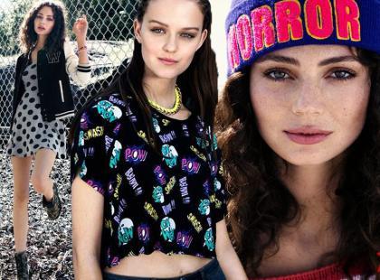 Koniec lata 2013: mocne kolory w streetowym stylu od H&M