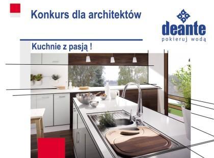 Konkurs dla projektantów od Deante