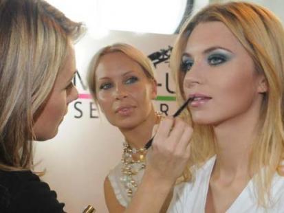 Konkurs Mistrz Makijażu Sephora 2010