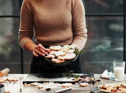 """KONKURS! Napisz, jakie smaki towarzyszą ci zimą w kuchni i wygraj książkę """"Moje wypieki na 4 pory roku"""""""