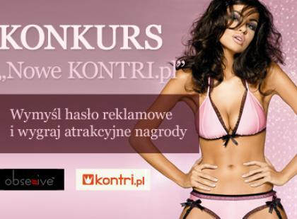 """Konkurs """"Nowe Kontri.pl"""" - wygraj weekend w pałacu"""
