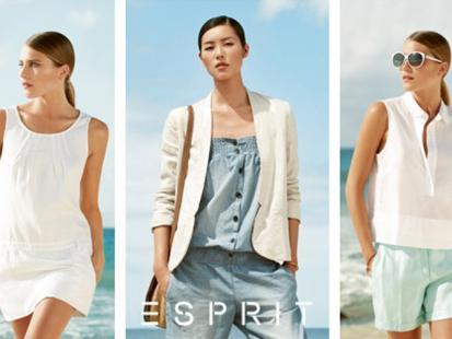 """Konkurs """"Podróż w stylu Esprit"""" - wyniki"""