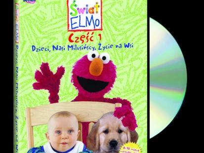 """Konkurs """"Świat Elmo""""!"""