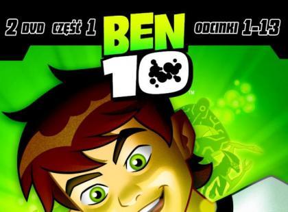 """Konkurs """"Ulubiony bohater Ben 10"""""""
