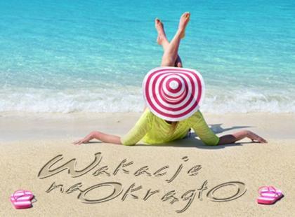 """Konkurs """"Wakacje na okrągło"""" - WYNIKI"""