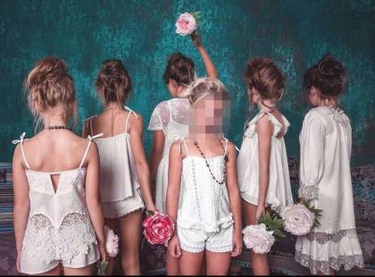 """Kontrowersyjna reklama bielizny dziewczęcej. """"Marzenie pedofilów"""" - grzmią internauci"""