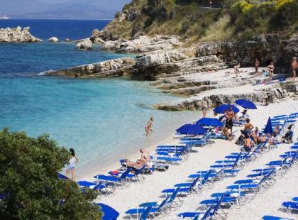 Korfu - Bramy raju