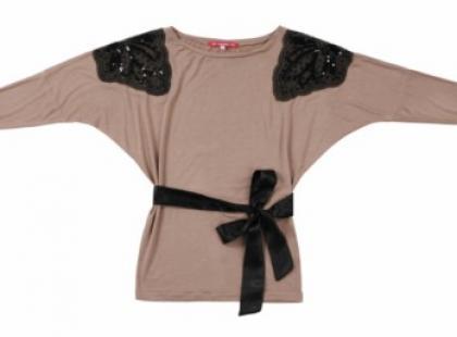Koronki - ubrania i dodatki
