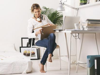 Korzyści i straty pracy jako freelancer
