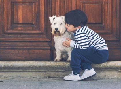 Korzyści z posiadania psa w swojej rodzinie