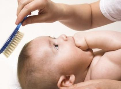 Kosmetyczka niemowlaka