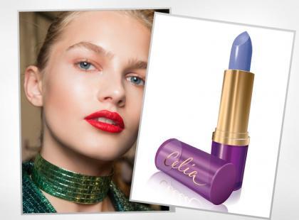 Kosmetyk miesiąca: magiczna szminka, która zmienia kolor