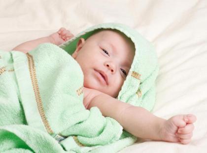 Kosmetyki dla niemowlęcia