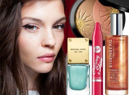 Kosmetyki, dzięki którym latem będziesz wyglądać bosko!