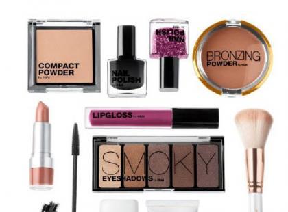 Kosmetyki H&M na jesień 2013