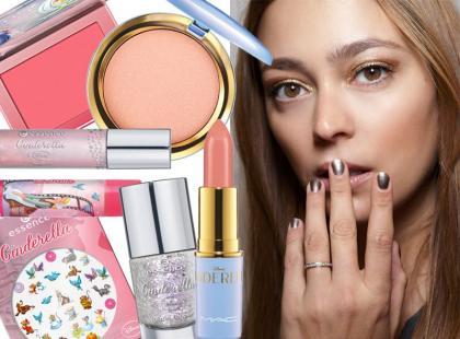 """Kosmetyki inspirowane bajką o """"Kopciuszku"""""""