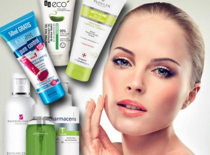 Kosmetyki na trądzik – nasze typy!