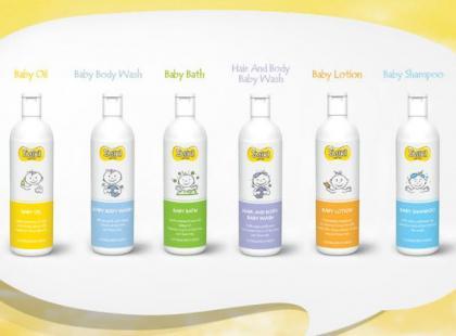 Kosmetyki pielęgnacyjne dla niemowląt Smiki Baby Care