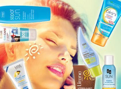 Kosmetyki po opalaniu: pianki, balsamy łagodzące i żele chłodzące [zestawienie]