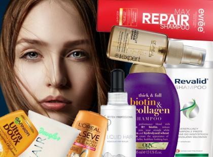 Kosmetyki regenerujące włosy