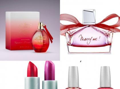 Kosmetyki walentynkowe