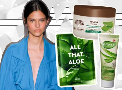 Kosmetyki z aloesem to hit ostatnich miesięcy. Czy rzeczywiście są takie skuteczne?