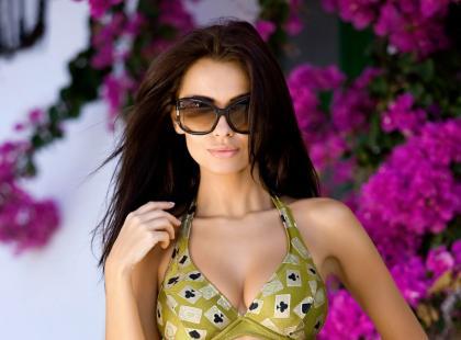 Kostiumy kąpielowe Mewa Styl lato 2010