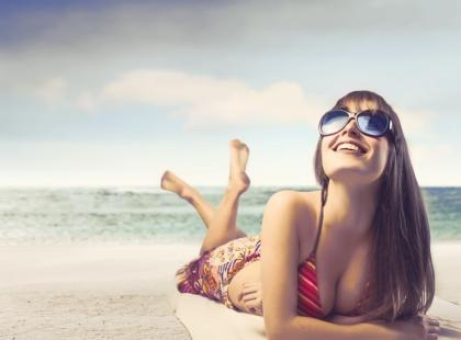 Kostiumy kąpielowe - trendy i inspiracje 2012