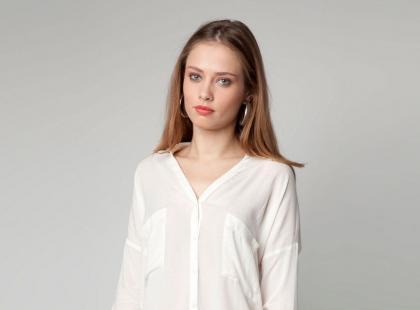 Koszule Bershka na sezon wiosna/lato 2012