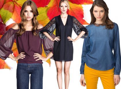 Koszule i bluzki - kolekcje na jesień i zimę 2013/14