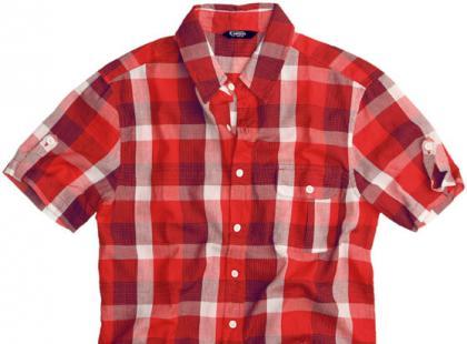 Koszule Pull&Bear dla niego z kolekcji wiosna/lato 2011