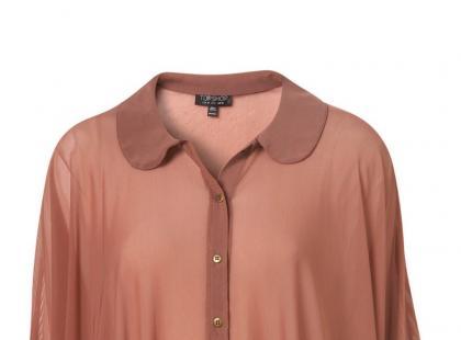 Koszule TopShop - trendy wiosna-lato 2011