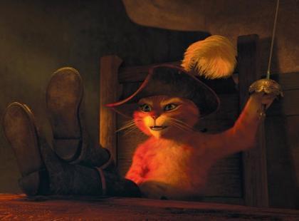 Kot w butach (reż. Chris Miller)