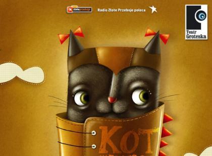 """Kot w butach"" w Teatrze Groteska"