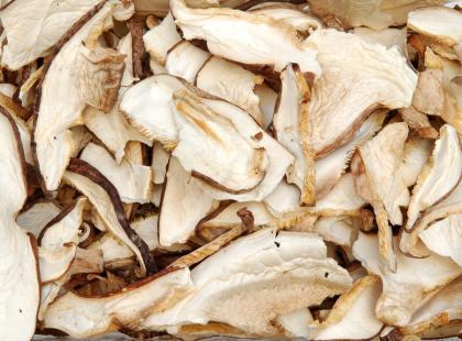Kotlety mielone z grzybów