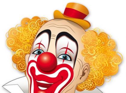 Koulrofobia – strach przed klaunami