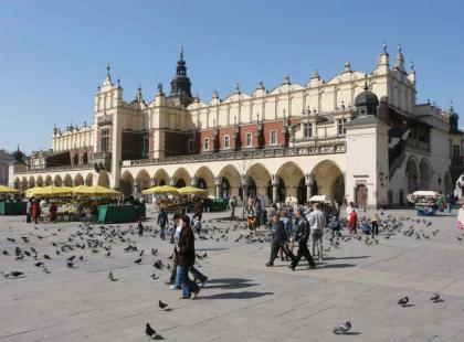 Kraków - Miasto na rodzinną wycieczkę
