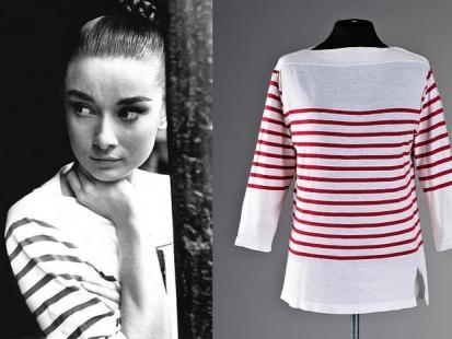 Kreacje Audrey Hepburn na sprzedaż
