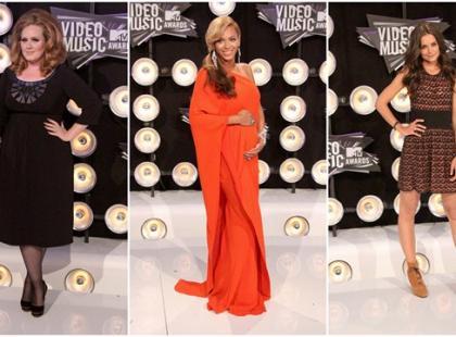 Kreacje gwiazd na gali MTV VMA 2011
