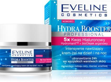 Krem-żel Hydra Booster Professional - Eveline Cosmetics