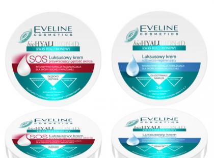 Kremy bio HYALURON 4D – Eveline Cosmetics
